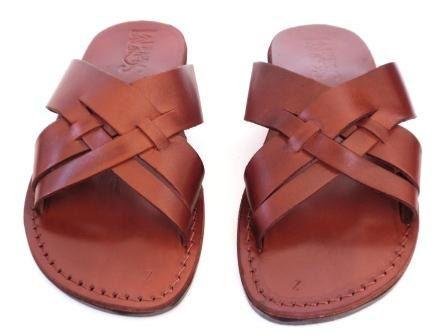 SOLDES Nouvelles sandales en cuir faites main par Sandalimshop
