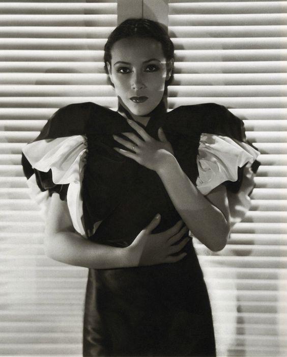 Dolores Del Rio, 1932  Photographer: Ernest Bachrach