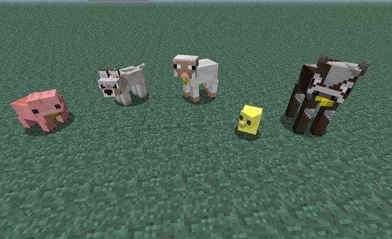 Minecraft Baby Chicken Google Search Minecraft Baby Minecraft Minecraft Mods