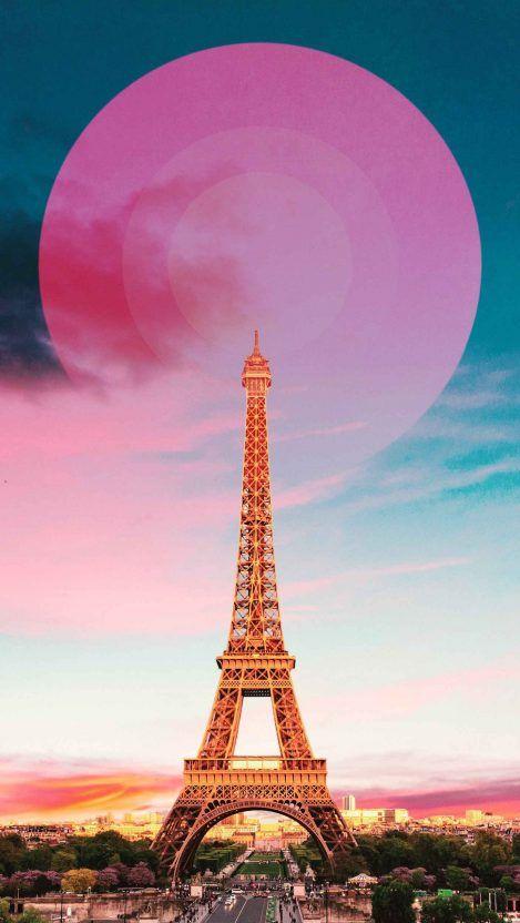 Paris Eiffel Tower Iphone Wallpaper Beautiful wallpaper high quality eiffel