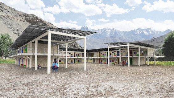 SHoP Architects Will Build 50 Resilient Schools In Nepal (And Share The Designs)