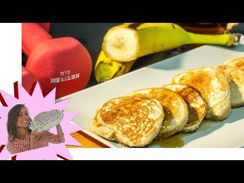 Pancakes Proteici per una Colazione Ricca di Proteine
