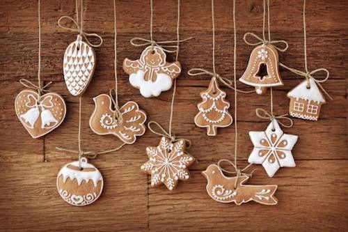 Pasta di sale decorazioni natalizie: idee per la casa