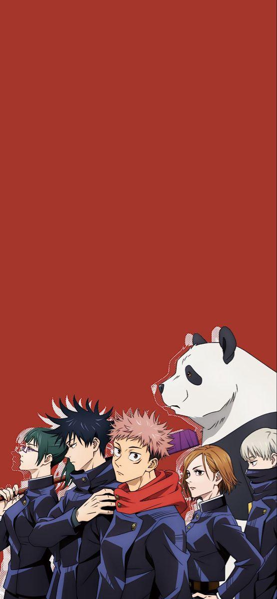 Jujutsu Kaisen Wallpaper In 2021 Anime Chibi Cute Anime Wallpaper Otaku Anime Cool anime wallpapers iphone xr