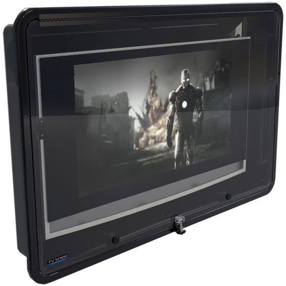 The TV Shield - TV Shield for 30-50 Inch TV's Outdoor TV Enclosure (up to 50 Inch LED), $499.00 (http://shop.thetvshield.com/the-tv-shield/the-tv-shield-for-30-42-inch-tvs-outdoor-tv-enclosure-up-to-46-inch-led/)