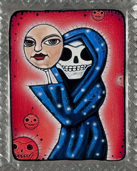 Inside Santa Muerte, Mexico's Fast-Growing Death Cult