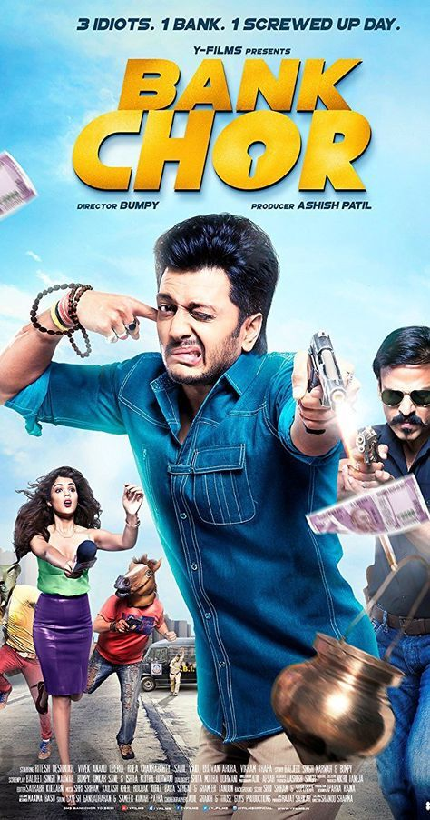 Directed By Bumpy With Riteish Deshmukh Vivek Oberoi Rhea Chakraborty Sahil Vaid A Comic Caper Th Full Movies Download Hd Movies Download Download Movies