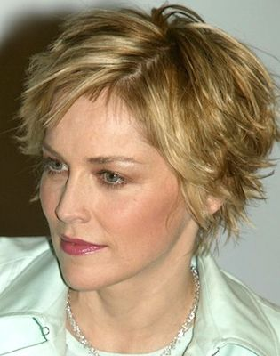 hairstyles older women short hair styles