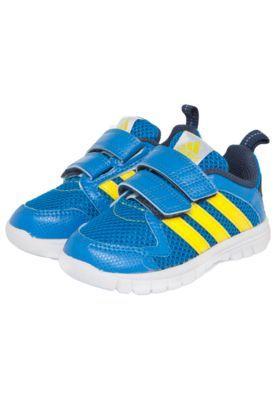 Tênis ADIDAS Originals STA Fluid 3 CF I Infantil Azul