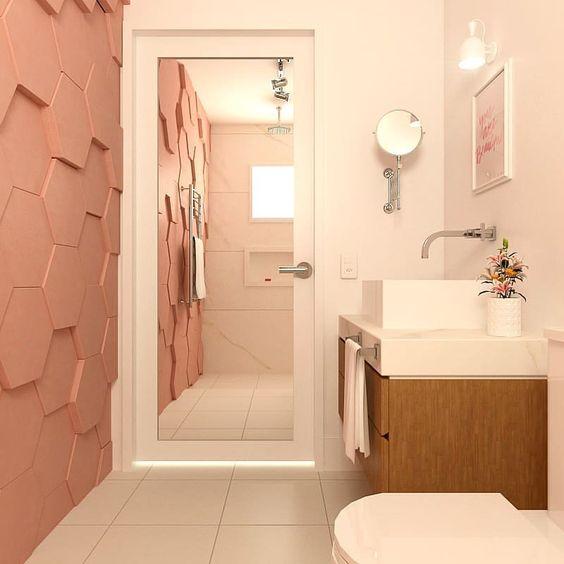 Inspirações e dicas para o banheiro perfeito - Espelhos