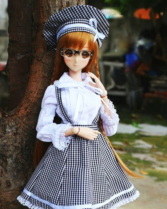Smart Doll Mirai Suenaga by somjunboon