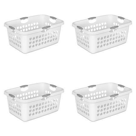Home Laundry Basket Sterilite
