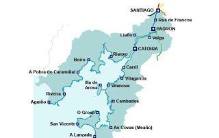 CAMINO DE SANTIAGO - Cofrades La ruta del mar