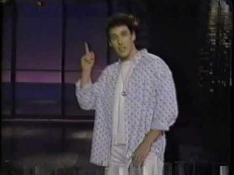 Adam Sandler Stand Up - YouTube