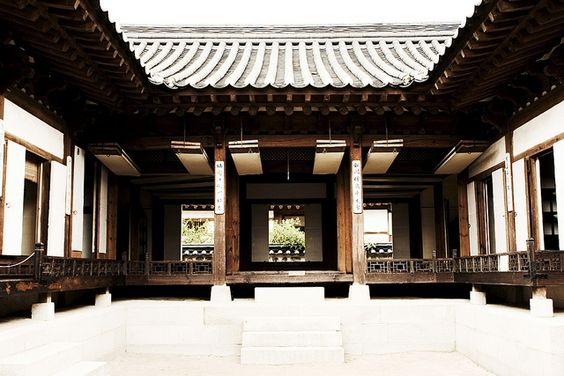 korean traditional architecture essay It represents several aspects of korea such as architecture or personality  up  hanbok resemble that line of eaves in korean traditional house.