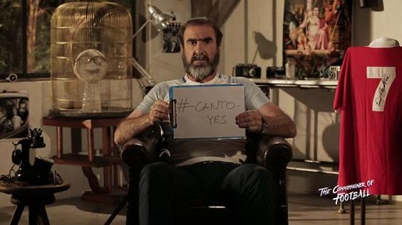 WATCH: Eric Cantona wants to be England manager!