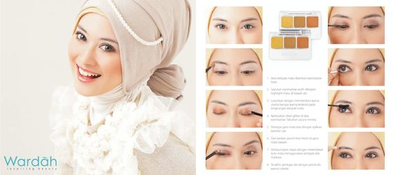 Tutorial Makeup Natural Wardah Tutorial Make Up Natasha Farani Bagian ...