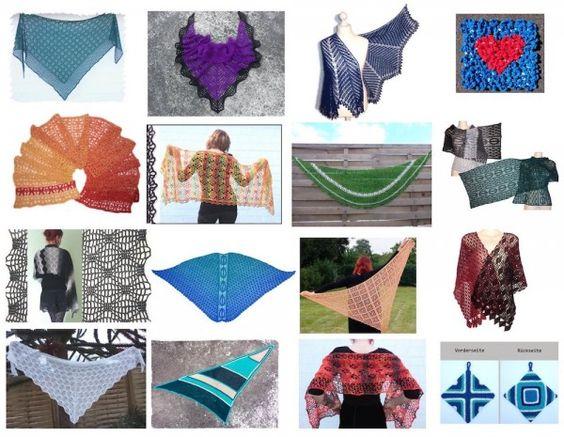 Crochet designer Heidi Ehlers is giving away 3 patterns. Celebrating NatCroMo!   #NatCroMo #blogtour #crochet #giveaway