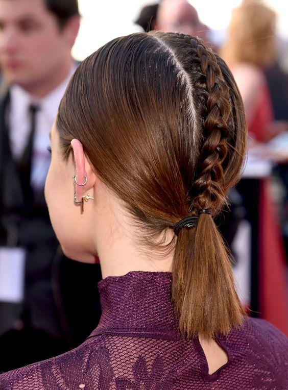 No se trata de cantidad, se trata de calidad…y las celebs nos muestran cómo sí se puede llevar un peinado, sin importar el largo.