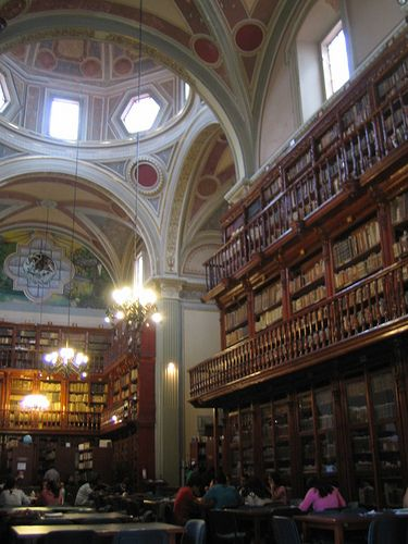 Biblioteca de la UMSNH