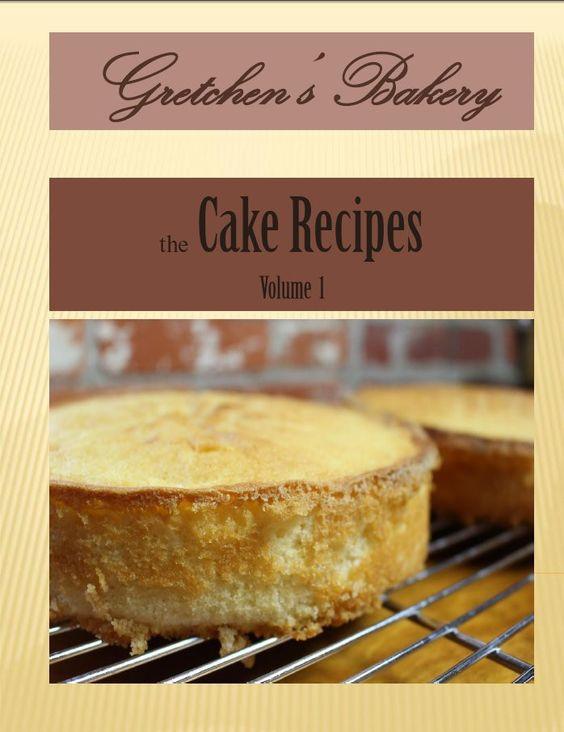 EBook Vol 1 The Cake Recipes