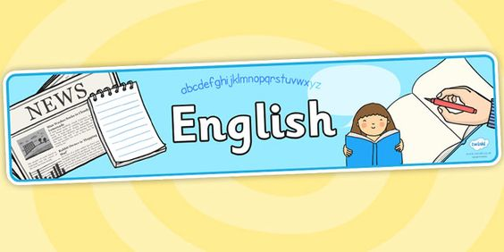Twinkl Resources >> English Display Banner >> Printable resources for Primary, EYFS, KS1 and SEN. Thousands of classroom displays and teaching aids! KS2, English, Display Banners: