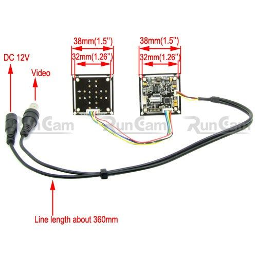 Security Camera Wiring Color Code Free Download In 2020 Diy Security Camera Diy Security Security Cameras For Home