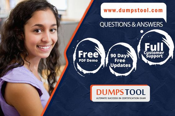 If you are looking for  Exam Dumps Questions Answers please visit DumpsTool.com. DumpsTool provide your 100% passing assurance with 100% approved PDF Dumps .