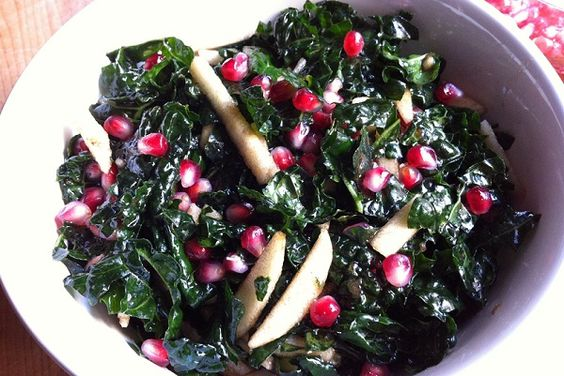 Kale Salad, Two Ways - Honest Kitchen - Honestly... The Honest Company Blog