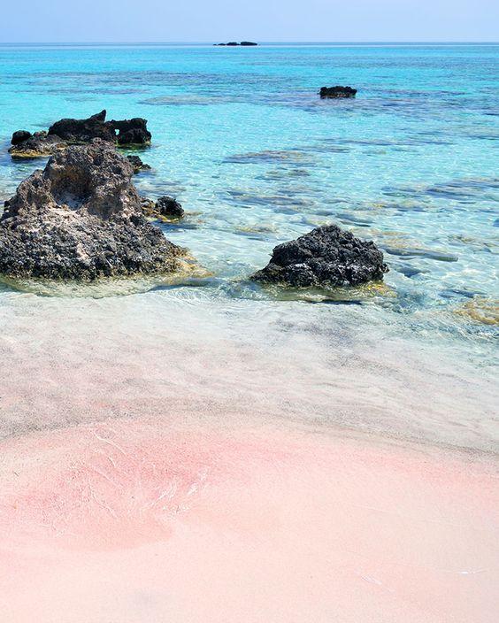 Add Bermuda's Pink Sands Beach to your Beach Bucket List.