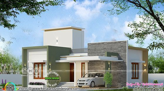 Amazing And Unique Ideas Can Change Your Life Parapet Roofing Design Roofing Colors Shutters Gable Roofing House R Kerala House Design Flat Roof Kerala Houses