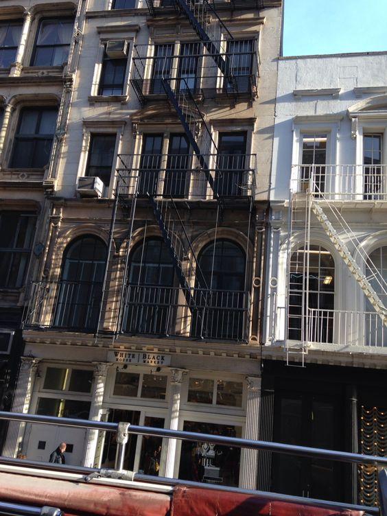 Iron of Soho NYC