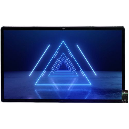 The Atomos Neon 55 4k 10 Bit Hdr Cinema Monitor Recorder From Atomos Is Designed To Create A Consistent Viewing And Record In 2020 Cinema Display Technologies Records