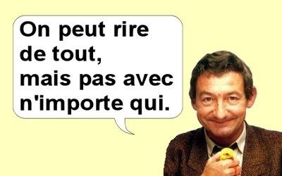 PIERRE DESPROGES : LE MEILLEUR DU MEILLEUR OU L'HUMOUR INDEMODABLE !.... - Not everybody's cup of tea but oh so smart and funny ... and true ... it was that that rankled the detractors the most, I think ...