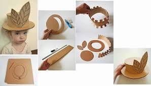 Resultado de imagen para como hacer peluca de papel crepe