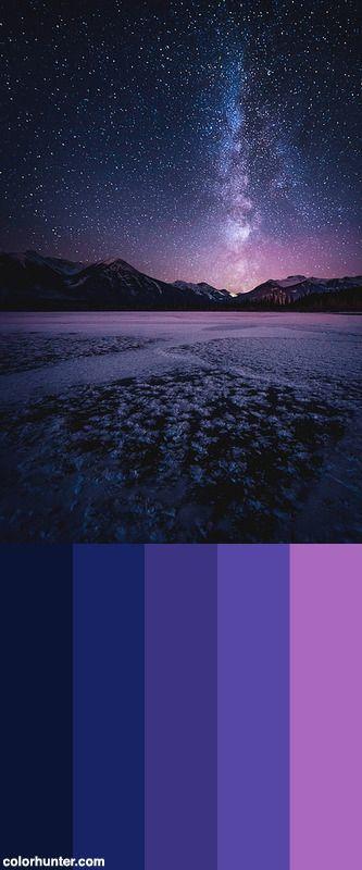 Night Color Palette 120 Best Color Palette Images On Pinterest