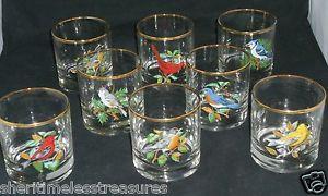 West Virginia Glass American Song Birds