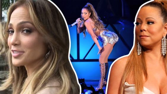 JLo and Mariah: Vegas Show Showdown! [Video] - http://www.yardhype.com/jlo-and-mariah-vegas-show-showdown-video/