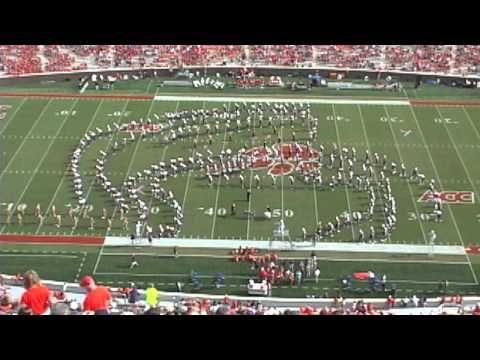 Clemson: Tiger Band presents Hawaii 5-O