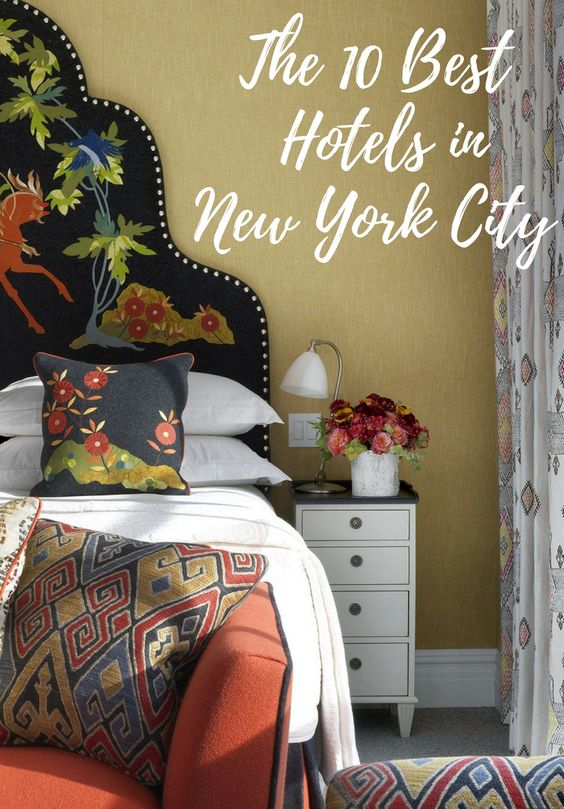We tackled NYC's hotels so you don't have to.: