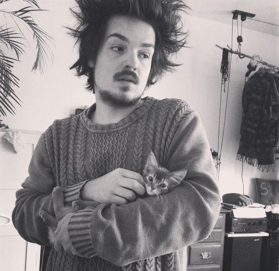 From Milky Chance's Instagram: @milkychance_official Clemens Rehbein.