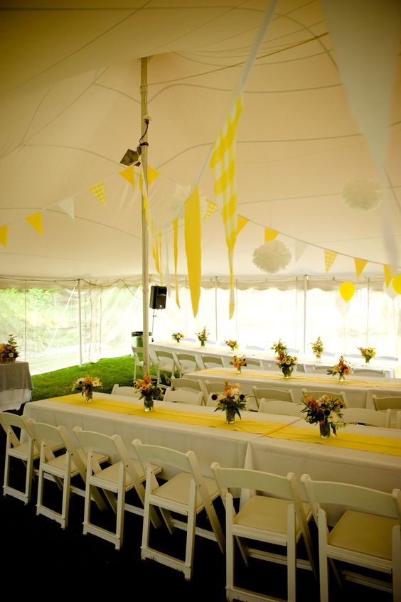 © Violet Marsh Photography /// http://violetmarsh.com /// Tent Decor /// Design by http://www.champagneandink.com