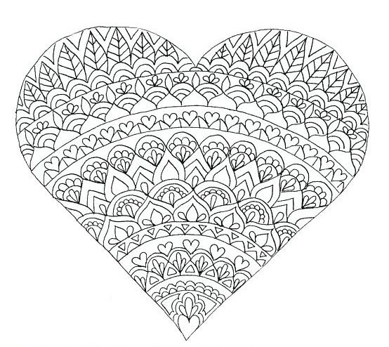 Free Printable Mandala Coloring Pages For Adults With Images