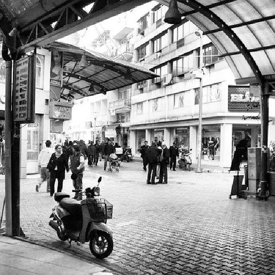 Bazaar in Marmaris, Turkey (photo: Brian Barclay)