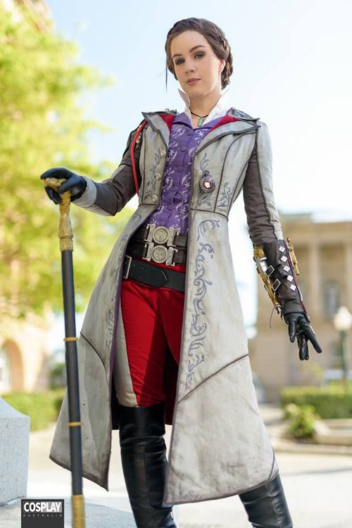 Evie Frye From Assassins Creed Syndicate Cosplay Assassins Creed
