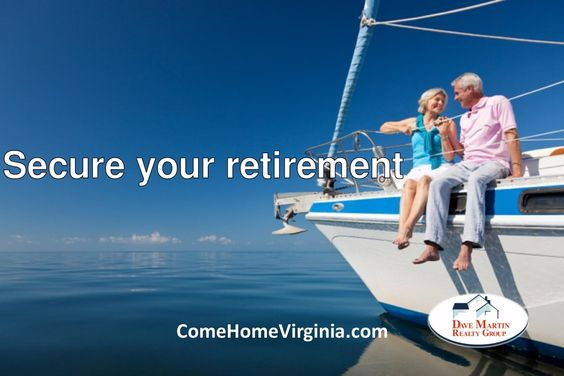 Potential for a wonderful retirement with real estate