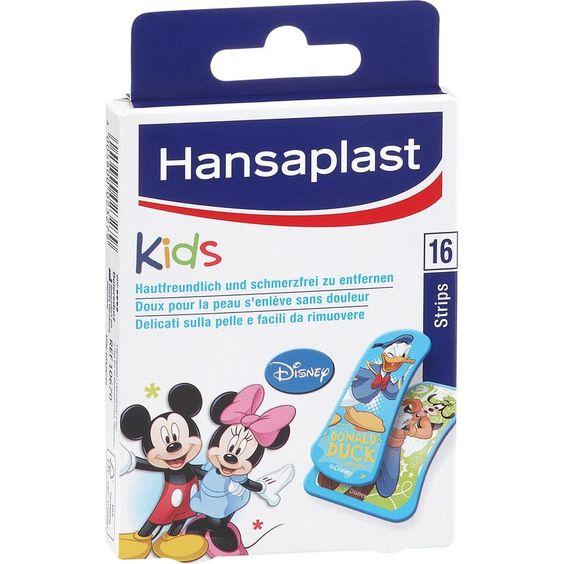 HANSAPLAST Junior Strips:   Packungsinhalt: 16 St Pflaster PZN: 03438725 Hersteller: Beiersdorf AG Preis: 2,44 EUR inkl. 19 % MwSt. zzgl.…