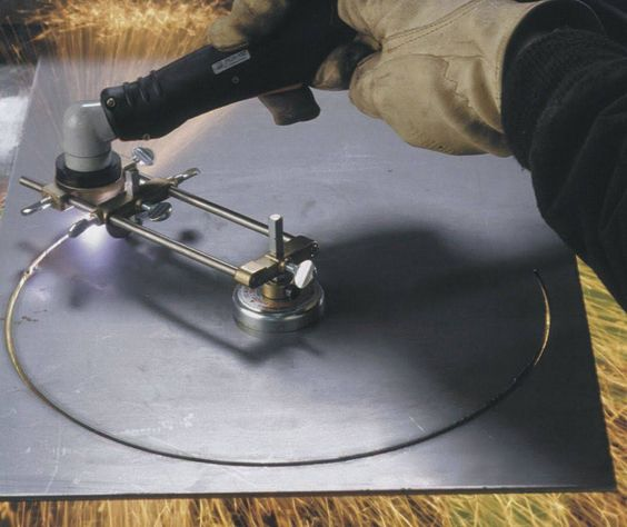Thermal Dynamics 7 3291 Circle Cut Guide Kit 2 125 27