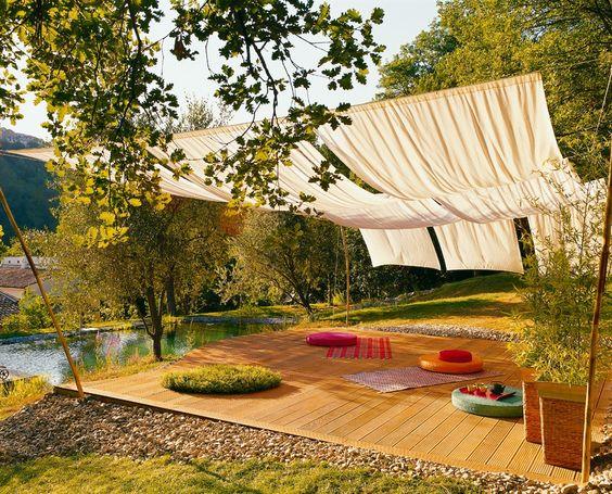 Terrasse en bois -