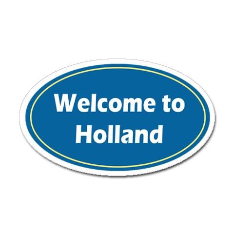 welcome to holland autism essay From lisa belkin: for a post from an adult with autism, responding to this essay, follow the link.